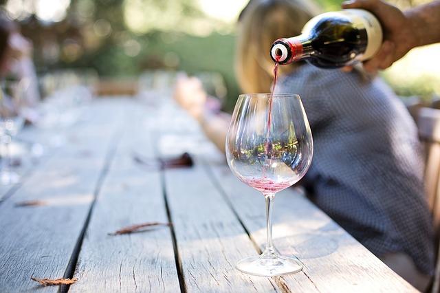 Come invecchiano i vini