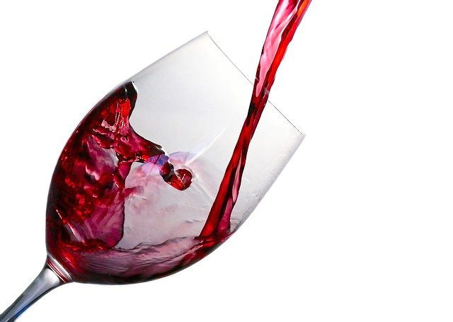 segreti vino colore rosso